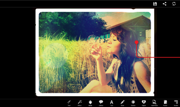 """Enhancing Your Photos with """"Creative Masks"""": A Tutorial for New PicsArtists"""