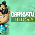 DC caricature tutorial
