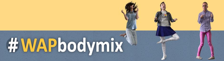 Weekend art project bodymix