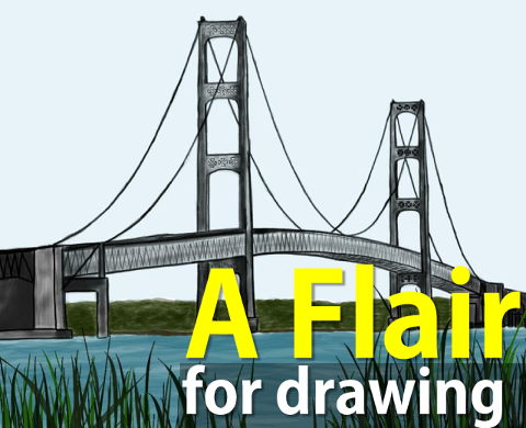 A Flair for Drawing: Interview with PicsArtist Heather Townsend