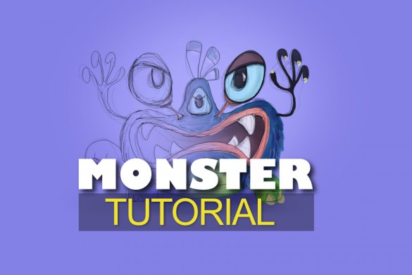 How to Draw DCmonsters