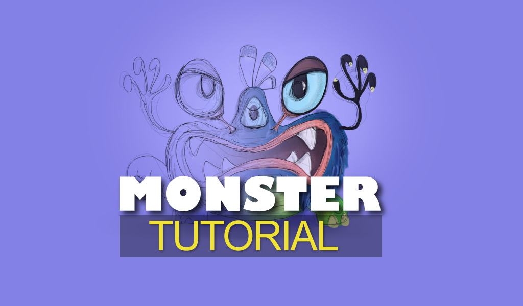 How to draw monsters from DC