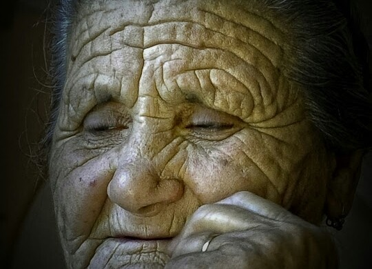 Aging Faces Photography: a Mini-Gallery by @imaryjacquemettaz