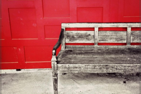 Strong Color Photography: a Mini-Gallery with RED