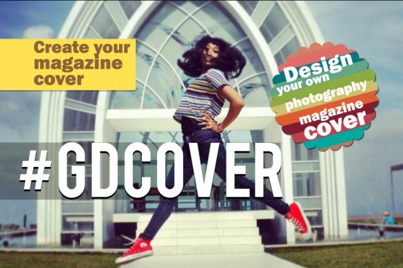 Graphic Design Contest: Create Your Own Magazine Cover