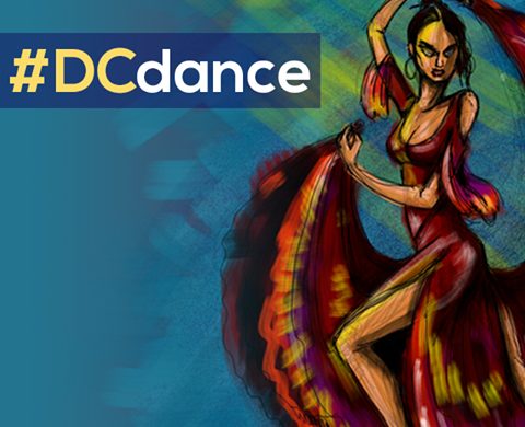 Bring Dance to Life: Drawing Challenge #DCdance