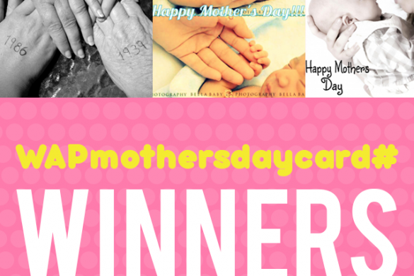 10 Most Liked Mother's Day Cards: Weekend Art Project Finalists