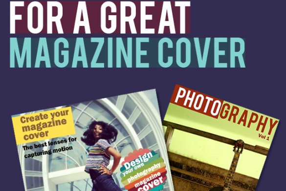 Tips for Designing a Magazine Cover