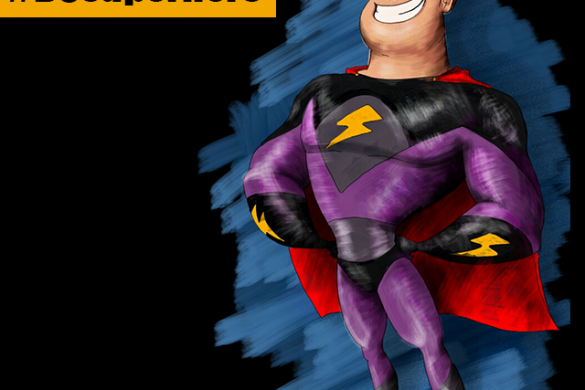 Fight Crime With Art and Enter PicsArt's Drawing Challenge #DCsuperhero