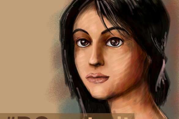Test Your Skills With the PicsArt Portraiture Drawing Challenge #DCportrait