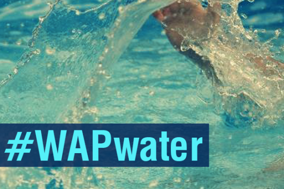 Cool Off from the Summer Heat with the Weekend Art Project #WAPwater