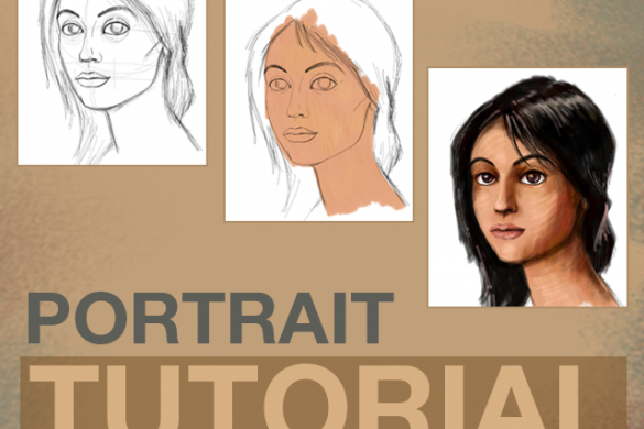 Learn to Draw a Portrait in 6 Easy Steps