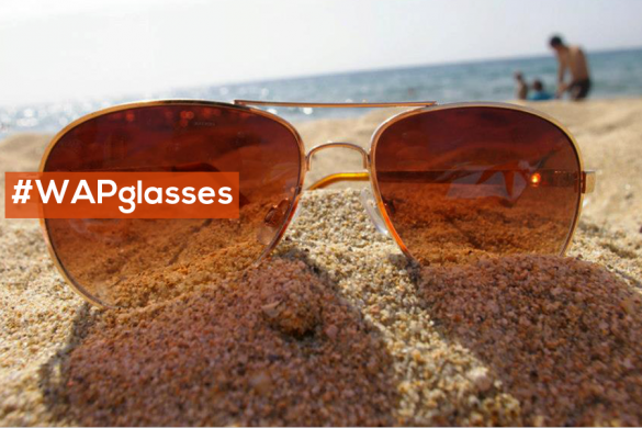 No Prescription Required: Take Photos of Your Glasses for the WAP this Week #WAPglasses