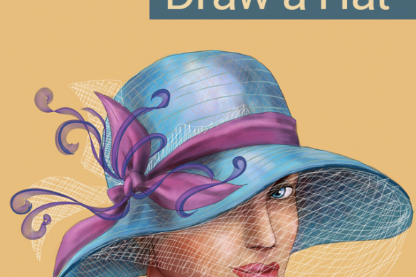 Draw a Unique Hat for this Week's Drawing Challenge