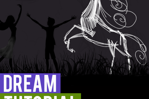 How to Draw a Dream: Step by Step Drawing Tutorial for #DCdream
