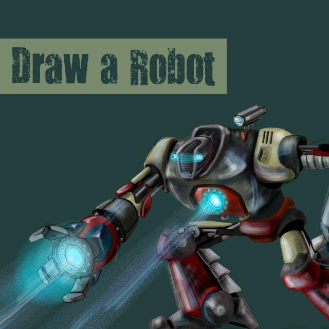 Robot Drawing Challenge