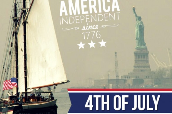 Celebrate July 4th With Our Special Independence Day Package