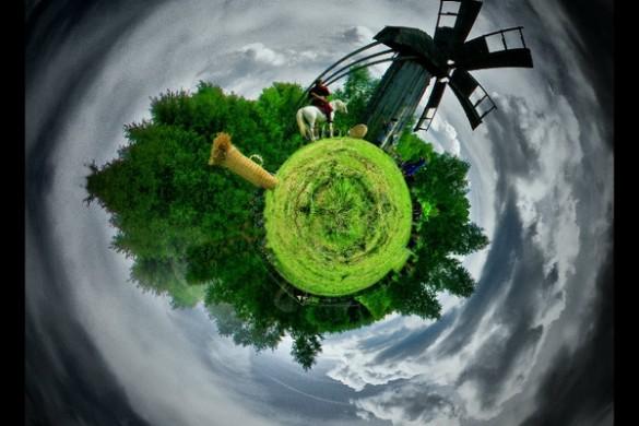 Photo Gallery of  360° Panoramic Photos by @kszysztofor
