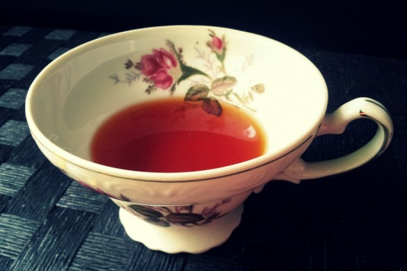 Balance in a Beverage: A Photo Gallery of Tea