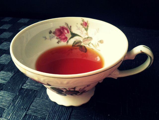 pictures of tea