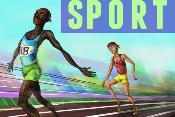 Get Your Head in the Game and Enter this Week's Sports Drawing Challenge