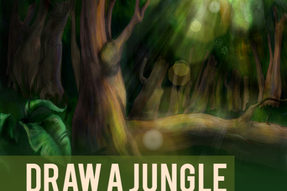 Welcome to the Jungle Drawing Challenge!