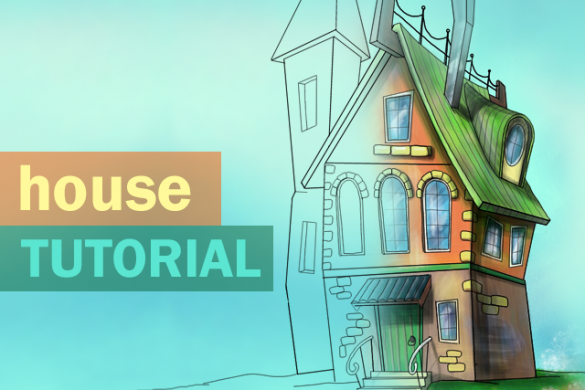 The Blueprints to a Great Home: Tutorial on How to Draw a House Step by Step