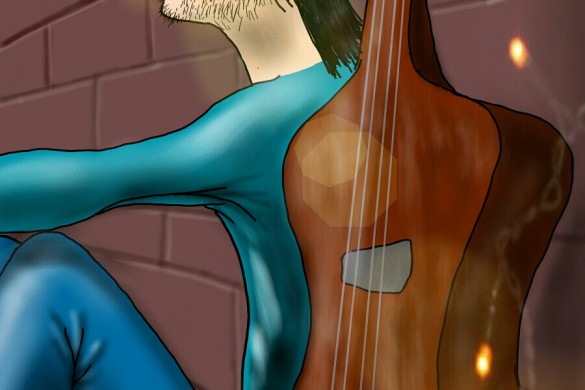 An Encore for the Winning Entries of the Guitar Drawing Challenge
