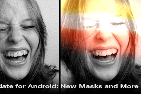 PicsArt App Update! New Masks and Mask Options, and Enhanced Log In