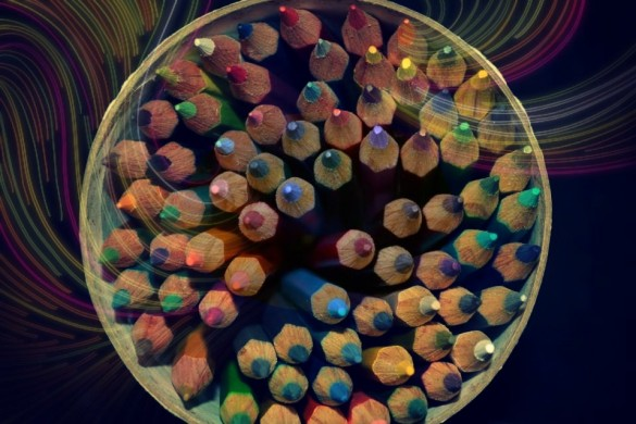 These Photos Should Be Sharpened Before Use: A Gallery of Pencils