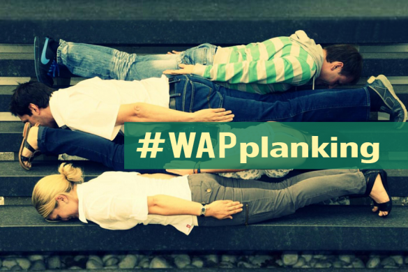 Join the Fun, Enter the Planking Weekend Art Project