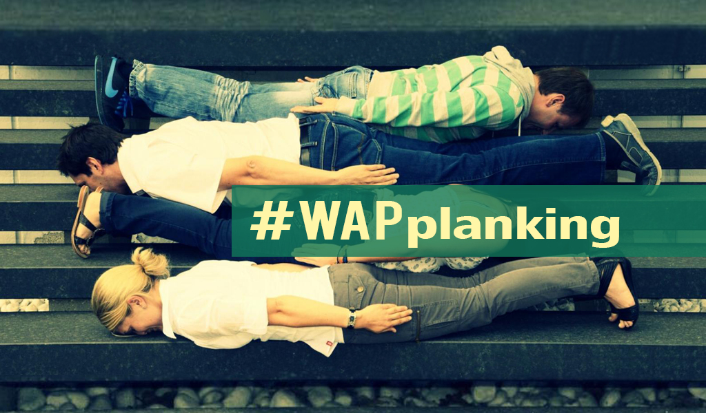 planking photography