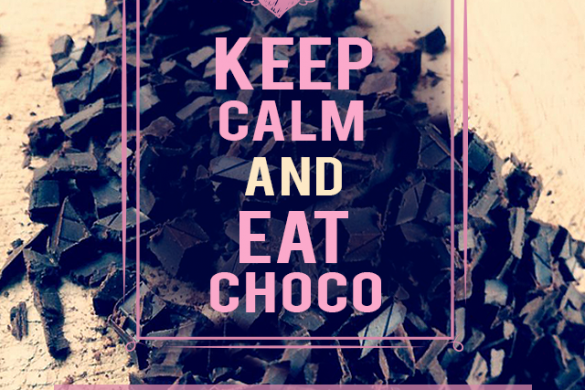 Chocolate Heaven: Design A Chocolate Ad For the Graphic Design Challenge