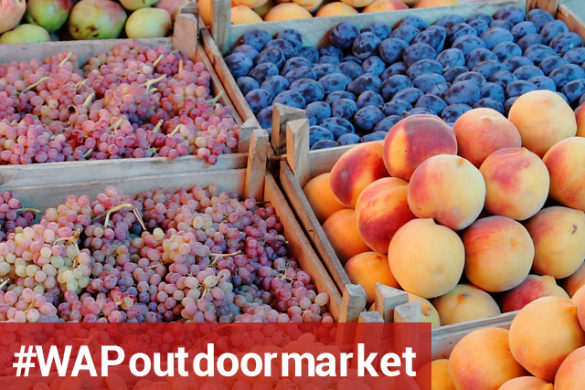 Enter the Weekend Art Project: Capturing the Timeless Tradition of Outdoor Market