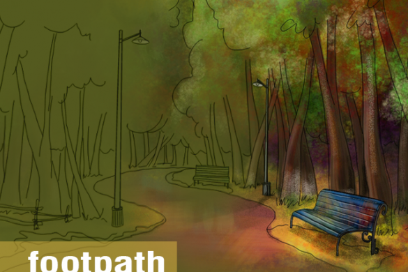 Make Your Own Path: Step by Step Tutorial on How to Draw a Footpath