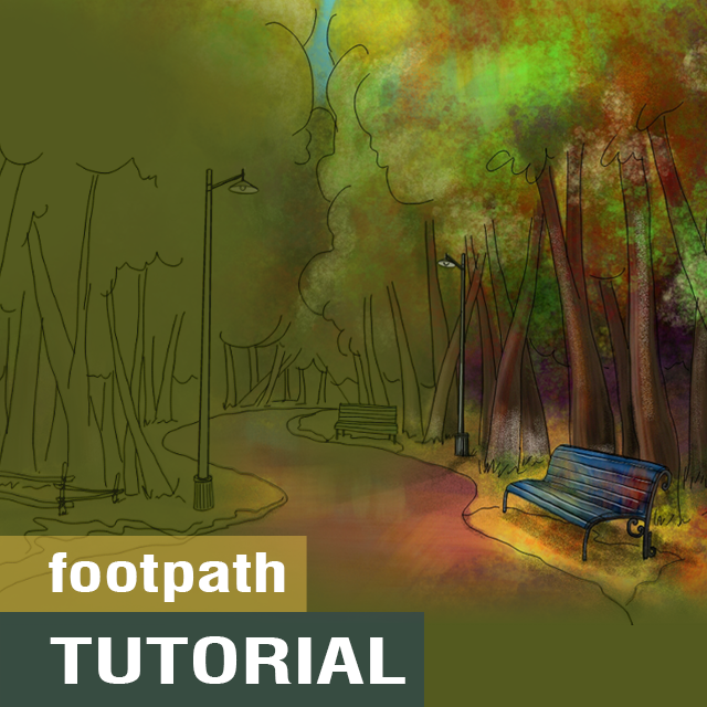 Make Your Own Path: Step By Step Tutorial On How To Draw A