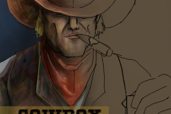 Cowboy Butts Drive me Nutts! How to Draw A Cowboy Step by Step