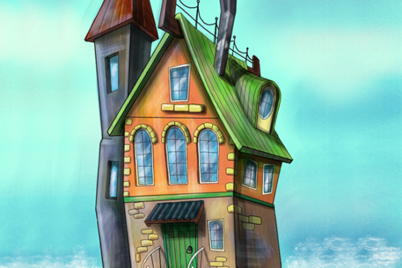 Home Sweet Home: The House Drawing Challenge