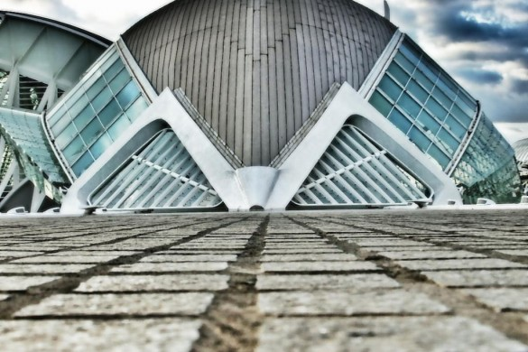 Photography Tutorial on Building an Architectural Composition