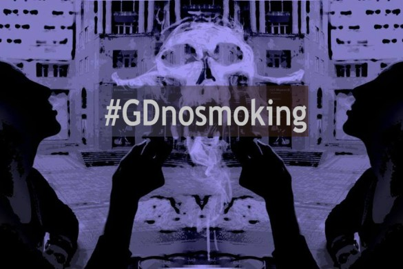 Design an Anti-Smoking Ad for this Week's Graphic Design Challenge