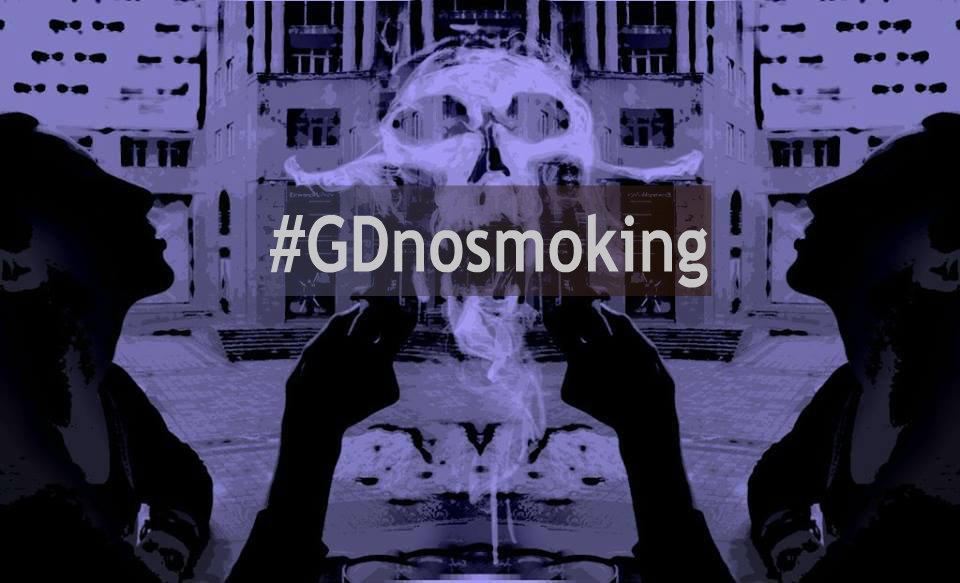anti smoking ad design