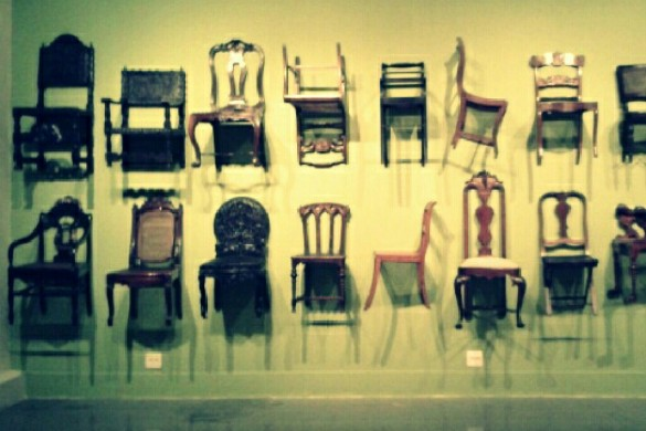 A Closer Look: Photo  Gallery of Chairs