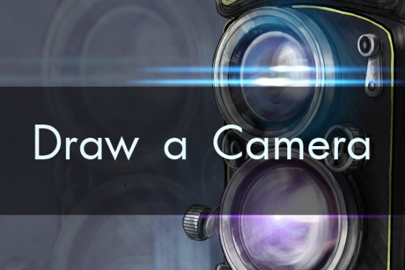 Enter This Week's Camera Drawing Challenge