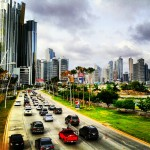 City view of Panama