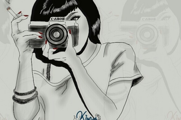 The Top 10 Drawings from the Camera Drawing Challenge