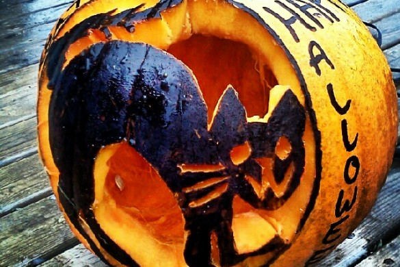 Check Out These Smashing Good 10 Winning Photos from our Pumpkin Weekend Art Project
