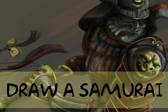 The Way of the Shogun: Samurai Drawing Challenge
