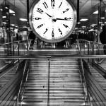 Photo of a big clock by picsartist Daniel