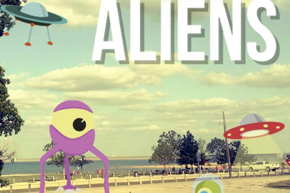 Download our New Aliens Clipart Package Today