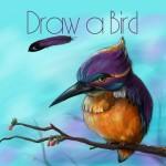 Draw a bird challenge